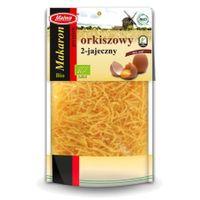 Makaron Orkiszowy 2-U Jajeczny - Łazanka Malwa Bio, 250G