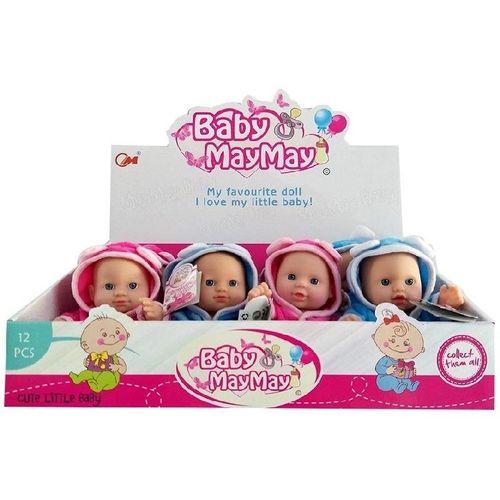 Baby MayMay - Lalka bobas pachnąca w szlafroku mix (20 cm) wybór losowy na Arena.pl