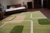 Dywan MYSTIC wzór 5014 jasna zieleń  80x150 cm zieleń