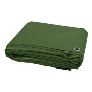 Plandeka Okryciowa 8x12 Zielona 120g/m2 UPOMINKARNIA