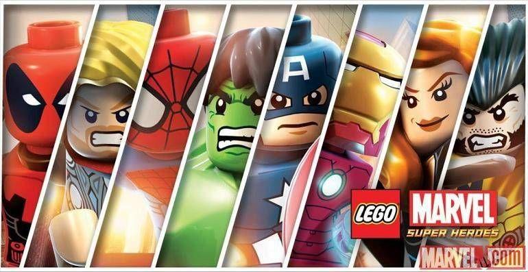 Lego Marvel Super Heroes PL XBOX 360 Nowa zdjęcie 5