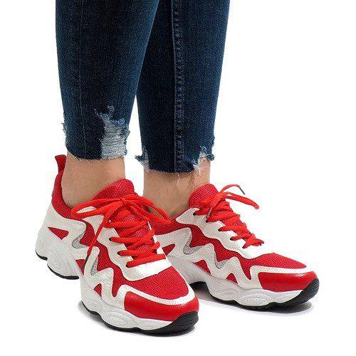 Buty sportowe ADIDASY N czerwone r 36 41