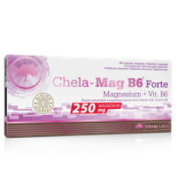 Olimp Chela-Mag B6 Forte MC 60kaps Witamina Magnez + GRATIS!!!