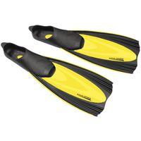 Płetwy do snorkelingu MARE 40/41-44/45 Rozmiar - Płetwy - 44/45, Kolor - Nurkowanie - Płetwy - 18 - żółty