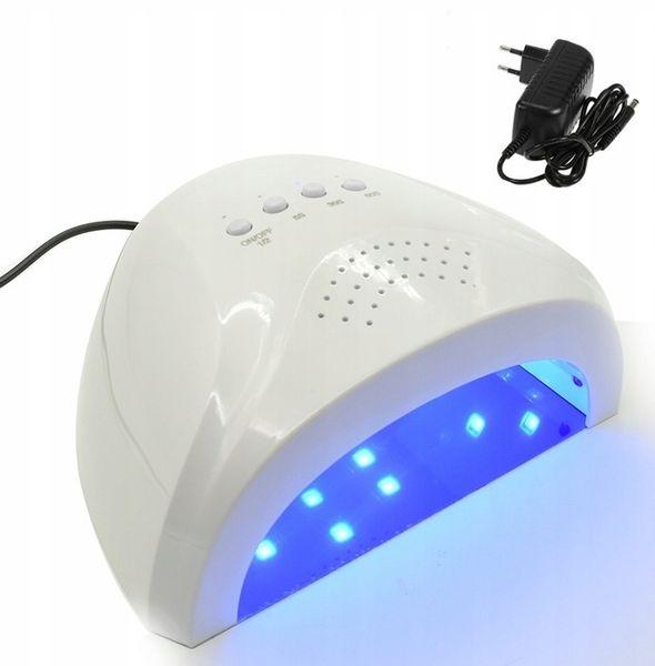 Mocna Lampa UV Dual LED Żele Hybrydy 48W SUNshine zdjęcie 9