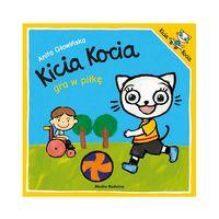 Kicia Kocia gra w piłkę,