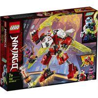 LEGO NINJAGO 71707 ROBOT ODRZUTOWIEC KAIA