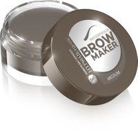 Bell Hypoallergenic Waterproof Brow Maker Wodoodporna Pomada Do Brwi 02 Medium 5G