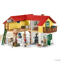 42407 SCHLEICH Duży dom wiejski