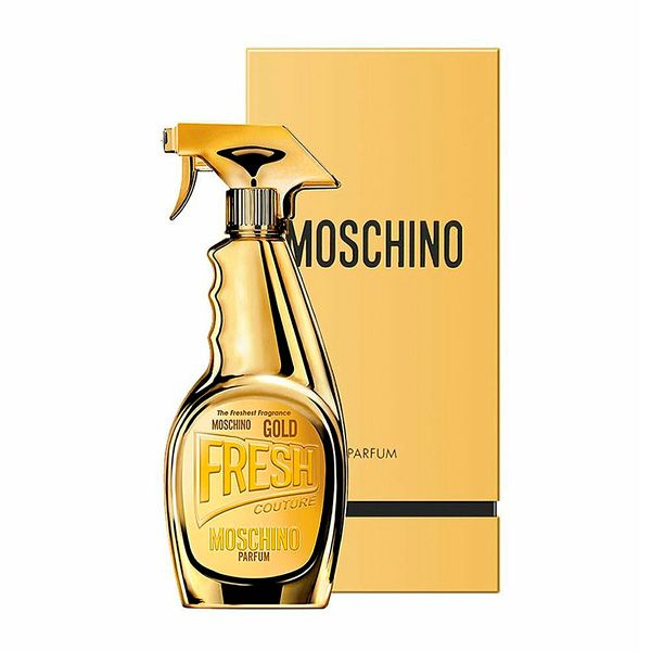 Perfumy Damskie Fresh Couture Gold Moschino EDP 100 ml na Arena.pl