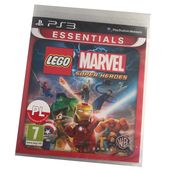 Lego Marvel Super Heroes (PS3) PO POLSKU