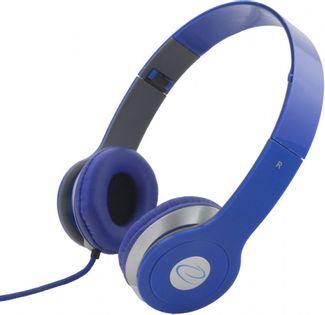 EH145B Esperanza słuchawki audio techno niebieskie