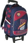 FC Barcelona Barca Fan 4 plecak na kółkach FC-79