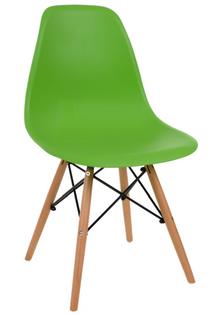 Krzesło do Jadalni Nowoczesne Stołek Kuchenny Zielony