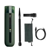 Baseus A2 bezprzewodowy mini odkurzacz samochodowy 70 W 5000 Pa zielony (CRXCQA2-06)