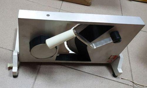 Krajalnica ręczna metalowa NOWAw pudełku lata 80te na Arena.pl