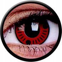 Crazy Lens - Sasuke, 2 szt.