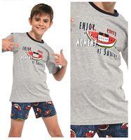 piżama chłopięca CORNETTE 790/83 ARBUZ 134-140