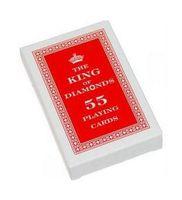 KARTY DO GRY TREFL 55 KING