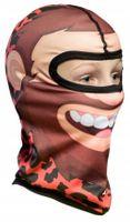 Ocieplana kominiarka termoaktywna dziecięca - 3d