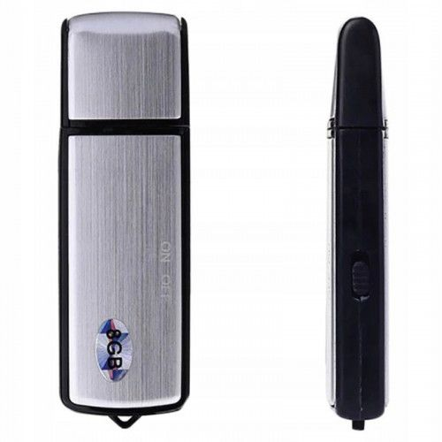 DYKTAFON PODSŁUCH PENDRIVE 8GB DETEKCJA VOX USB zdjęcie 4