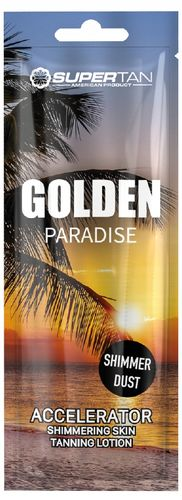 SuperTan Golden Paradise Akcelerator saszetki x3 na Arena.pl