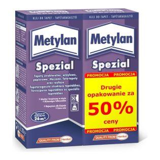 Klej do Tapet Metylan Special Dwupak 2x200g