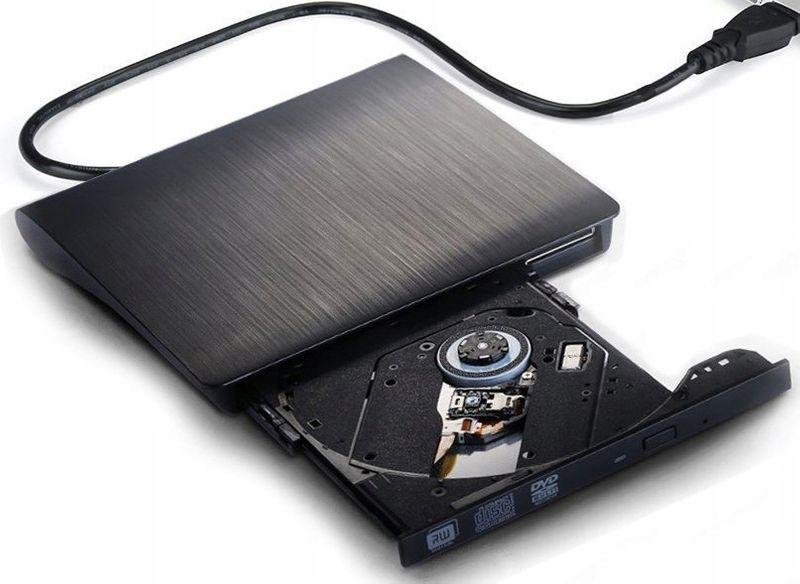 USB 3.0 NAGRYWARKA ZEWNĘTRZNA CD, CD-RW, NAPĘD DVD zdjęcie 1