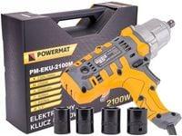 Klucz udarowy elektryczny 800Nm Powermat PM-EKU-2100M