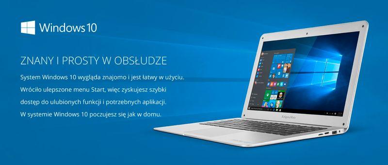 Laptop Ultrabook Kruger&Matz 1403 zdjęcie 9