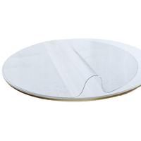 Elastyczna mata podkładka ochronna stół okrągła Ø 50 cm