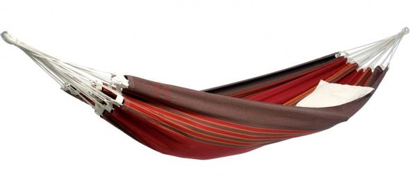 Hamak rodzinny PARADISO - Terracotta 250x175cm #T1