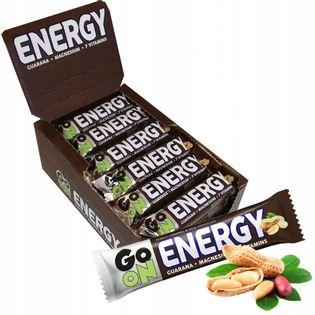 SANTE GO ON ENERGY 24x 50 BATON ENERGETYCZNY DIETA