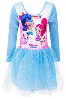 Sukienka Shimmer & Shine Licencja Nickelodeon (SS12264 2Y)