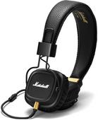 Słuchawki nauszne Marshall Major 2 czarny