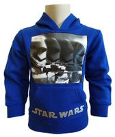 Bluza z kapturem Star Wars 8 lat r128 Licencja Disney (HQ1052)