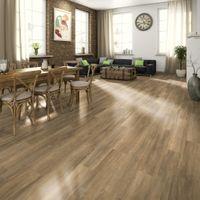 Egger Laminowane Panele Podłogowe, 99,2 M², 7 Mm, Brown Ampara Oak