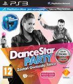 DanceStar Party Zostań Gwiazdą (PS3) MOVE PL