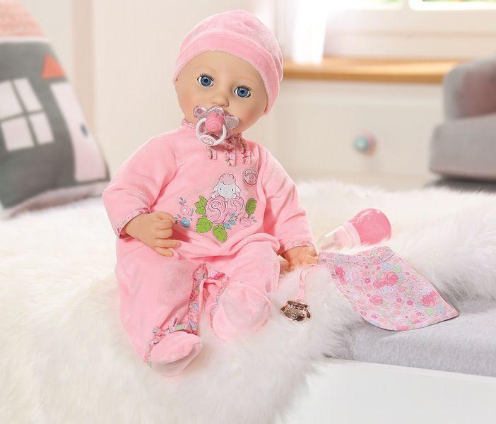 BABY ANNABELL LALKA INTERAKTYWNA 8 FUNKCJI GIRL 794401 zdjęcie 4