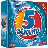 5 SEKUND GRA PLANSZOWA NOWA EDYCJA TREFL 01780