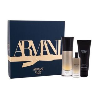 Giorgio Armani Code Absolu Woda perfumowana 60ml zestaw upominkowy