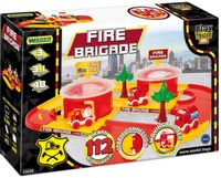Play Tracks City straż pożarna Wader 53510