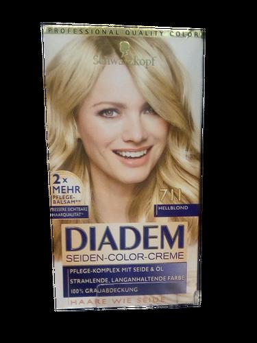 Schwarzkopf Diadem farba jasny blond hellblond 711 na Arena.pl