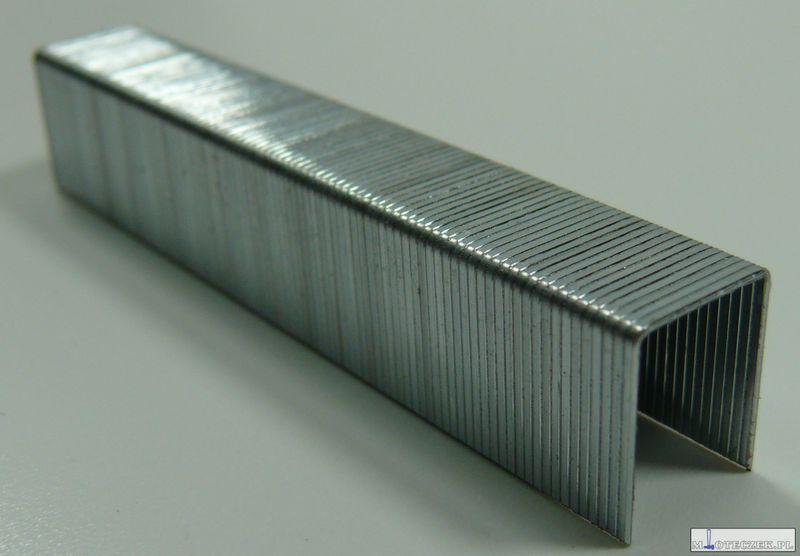Zszywki Typ J 14mm 1000szt zdjęcie 1