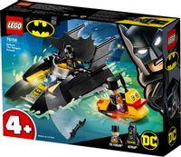 Klocki LEGO Super Heroes 76158 Pościg Batłodzią za Pingwinem