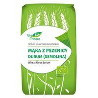 Bio Planet Mąka Z Pszenicy Durum Semolina 1 Kg