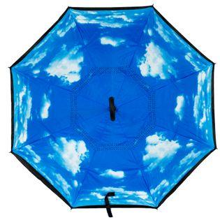 Parasol odwrotnie otwierany składany niebo Parasol odwrotnie otwierany