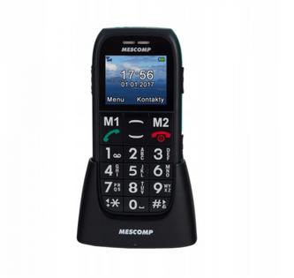 Telefon  komórkowy dla seniorów MesMed MT-195 Nestor
