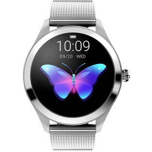 Smartwatch Rubicon Srebrny KW10 RNBE37SIBX05AX