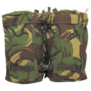 Brytyjski wojskowy torby plecak transportowy
